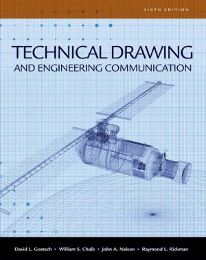 Technical Drawing  Text With Cd-Rom For Windows And